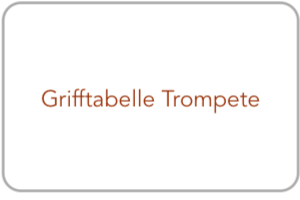 Grifftabelle für Trompete