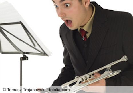 Ist Trompete lernen schwer?